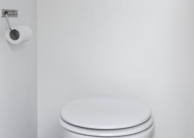 Toiletwagen middel luxe