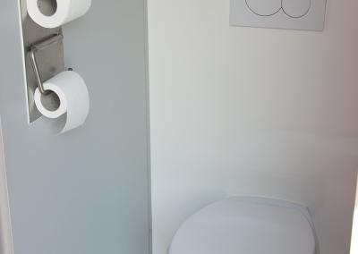 Toiletwagen groot luxe