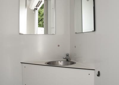 Toiletwagen groot standaard