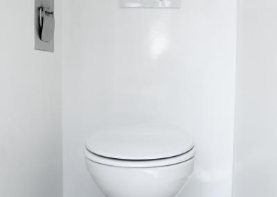 Toiletwagen klein luxe
