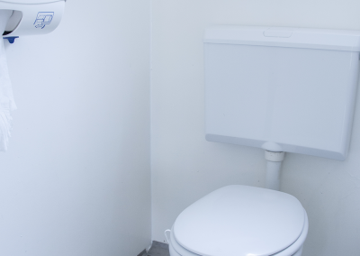 Toiletwagen klein