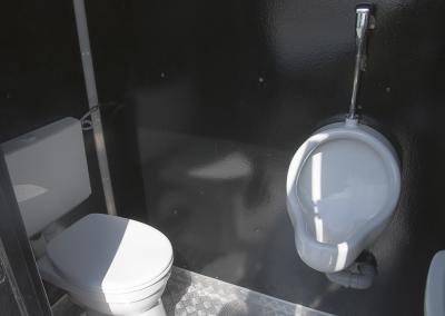 Kleinste Toiletwagen
