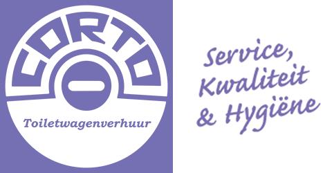 Logo Corto Toiletwagenverhuur